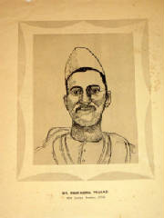 a biography of dr rajendra prasad the first president of the republic of india